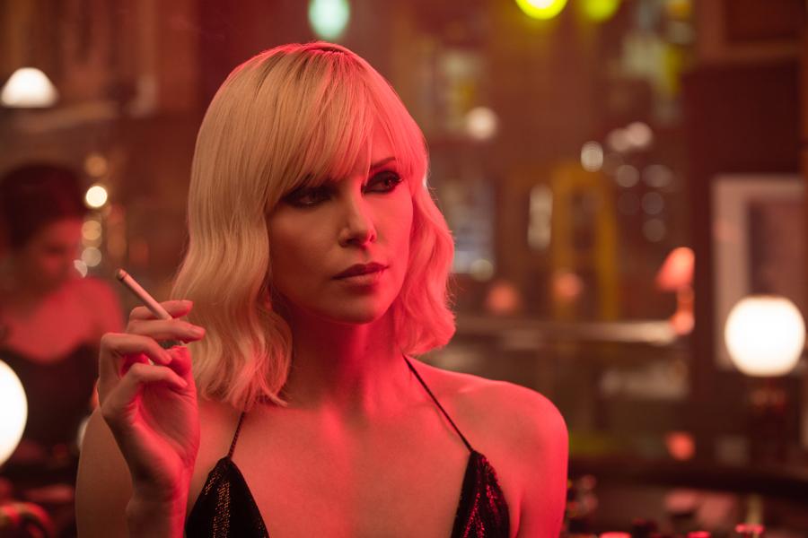 Movie Review: 'ATOMIC BLONDE' – Blonde, Jane Blonde