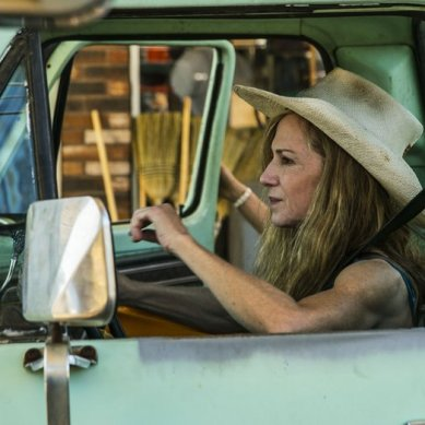 Movie Review: 'STRANGE WEATHER' rains on Holly Hunter's otherwise great performance