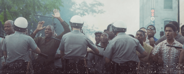 Movie Review: 'DETROIT,' a gripping portrait of America's past and present