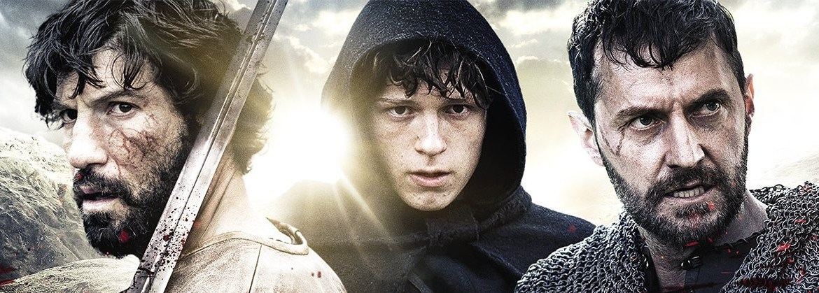Movie Review: 'PILGRIMAGE' is earnest and gruesome, a combo that doesn't work