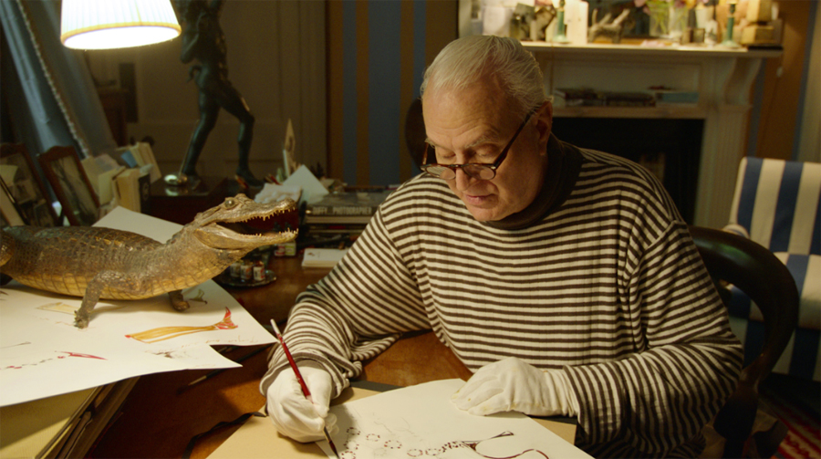 Movie Review: 'MANOLO: THE BOY WHO MADE SHOES FOR LIZARDS' – Happy Feet