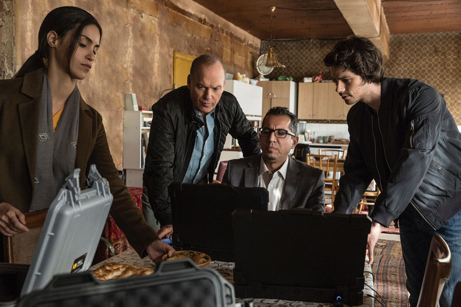 Director Michael Cuesta on 'AMERICAN ASSASSIN's psychological portrait of a post-9/11 hero