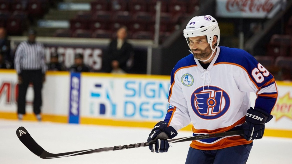 Movie Review: 'GOON: LAST OF THE ENFORCERS' puts twice the blood and humor on the ice