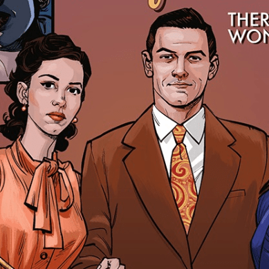 'PROFESSOR MARSTON' uncovers true story that spawned Wonder Woman