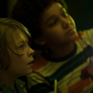 Oakes Fegley and Jaden Michael on the magic of WONDERSTRUCK