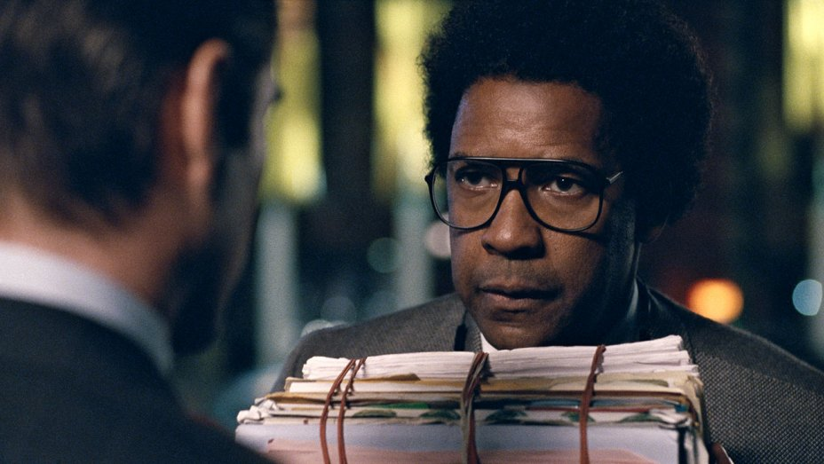 All rise: Denzel Washington to turn up awards season heat with 'ROMAN J. ISRAEL, ESQ.'