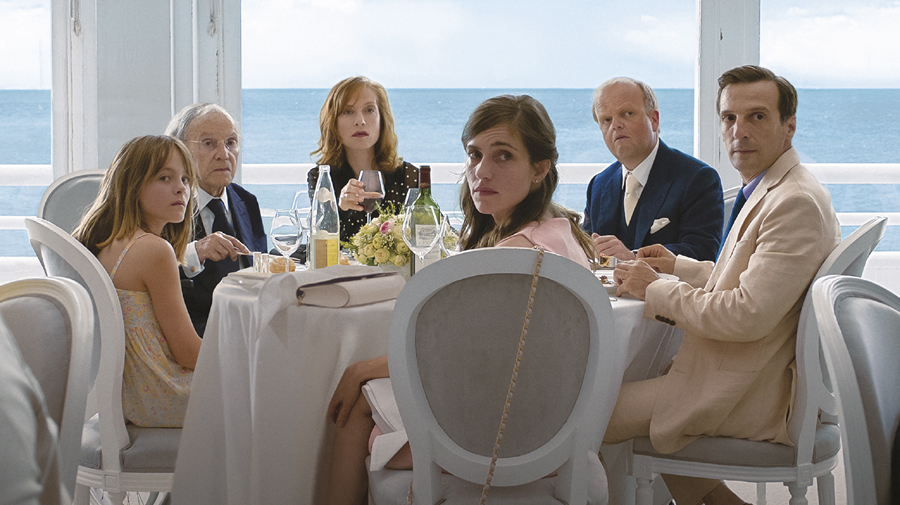 AFI Fest Review: 'HAPPY END' – Unfunny Games