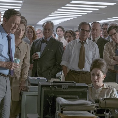 Movie Review: 'THE POST' is a beacon of hope in a time of need