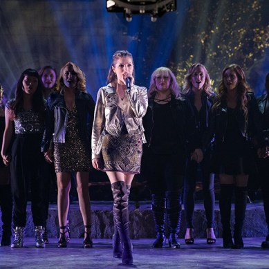 Movie Review: 'PITCH PERFECT 3' is aca-awful