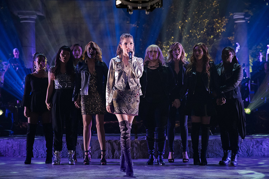 Win a copy of 'PITCH PERFECT 3' on Blu-ray!