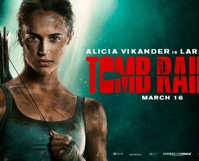 Second trailer for 'TOMB RAIDER' gives us more to be excited about