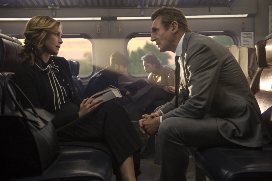 Director Jaume Collet-Serra takes audiences on a non-stop thrill ride with 'THE COMMUTER'