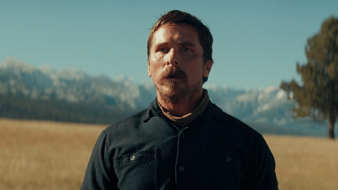 'HOSTILES' depicts a violent era with spiritual integrity