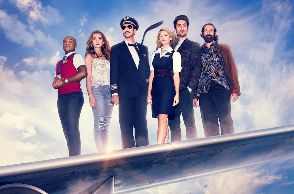 Cast is Along for the Ride on LA TO VEGAS