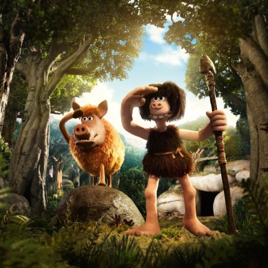 Director Nick Park brings humor, homage & heart to 'EARLY MAN'