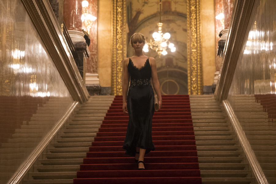Fresh on Blu-ray: 'RED SPARROW' rises, intrigues and nose dives