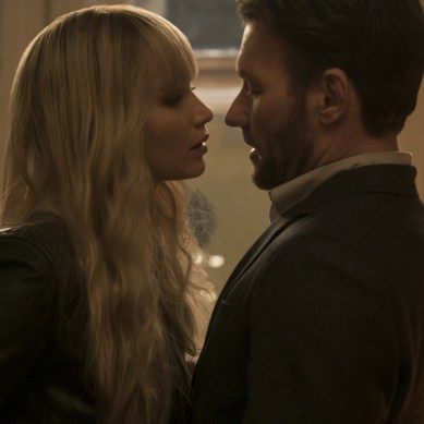 Movie Review: 'RED SPARROW' – The Spy Who Bored Me