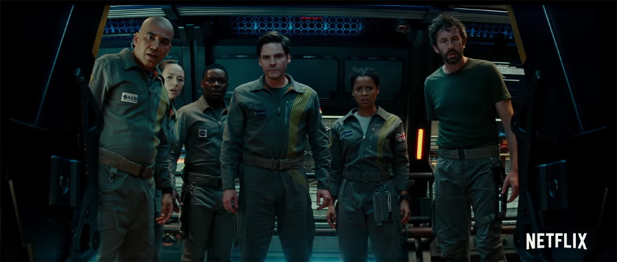 'THE CLOVERFIELD PARADOX' retains originality within the franchise says writer Oren Uziel