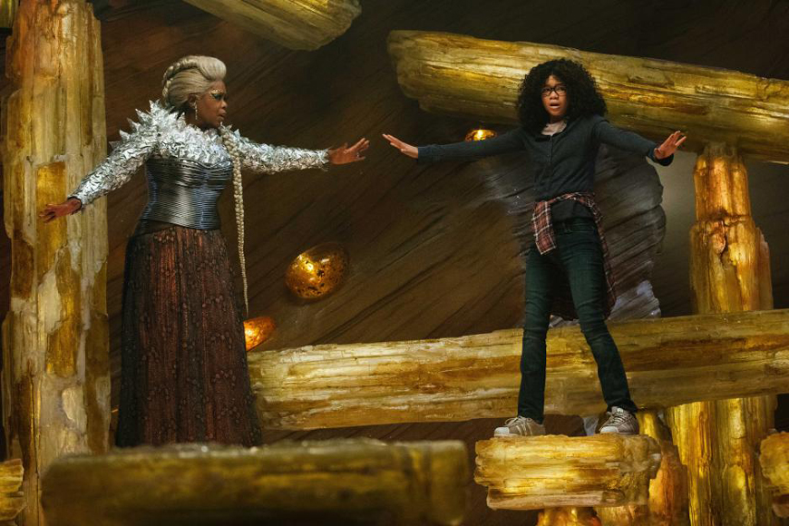 """Director Ava DuVernay makes 'A WRINKLE IN TIME' an """"experience"""" not just """"a movie"""""""