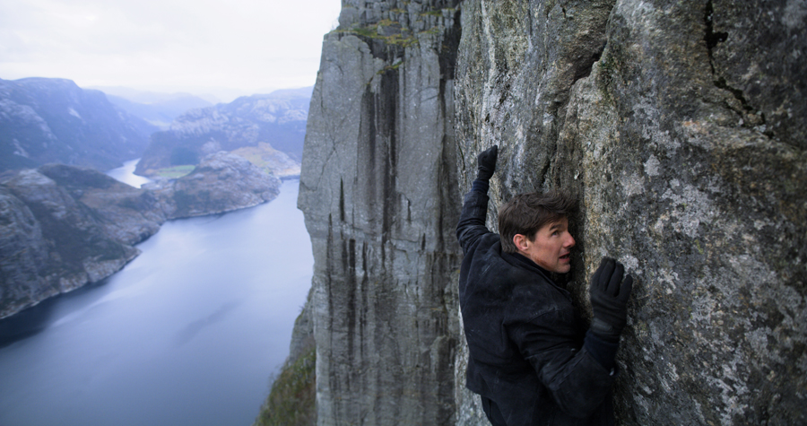 'MISSION: IMPOSSIBLE – FALLOUT' lights a fuse in its explosive first trailer