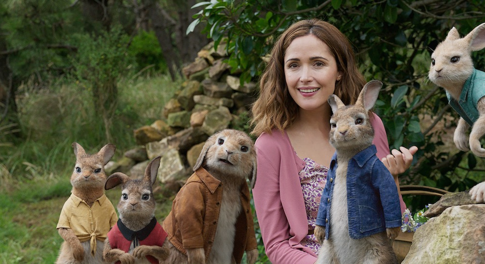 Movie Review: 'PETER RABBIT' – one hop forward, two hops back
