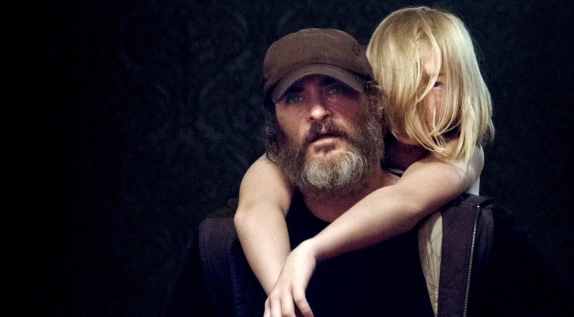 Movie Review: 'YOU WERE NEVER REALLY HERE' – it's hammer time!