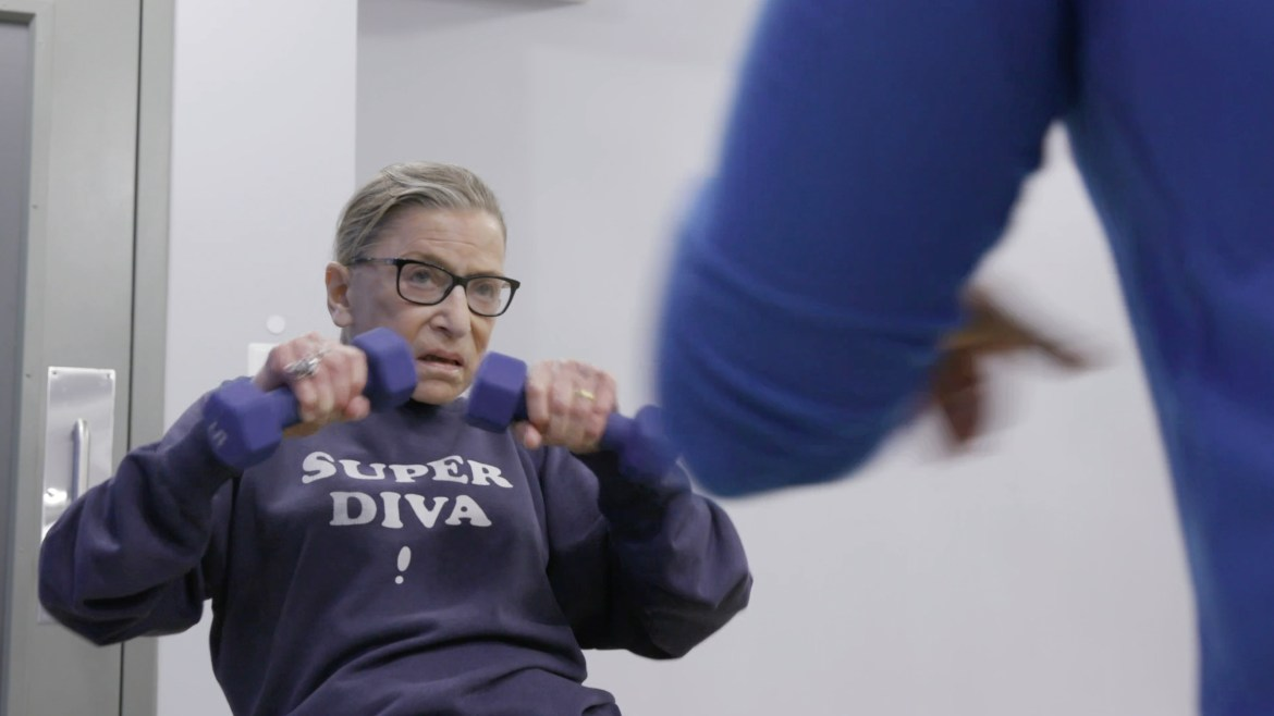 Move Review: 'RBG' tells the life story of Supreme Court justice