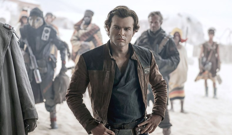 Is nostalgia enough for 'SOLO' and the future of 'STAR WARS'?