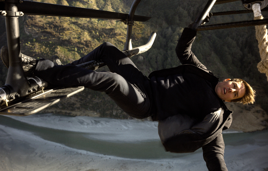 Stunts are bigger, bolder, more badass in 'MISSION: IMPOSSIBLE – FALLOUT'