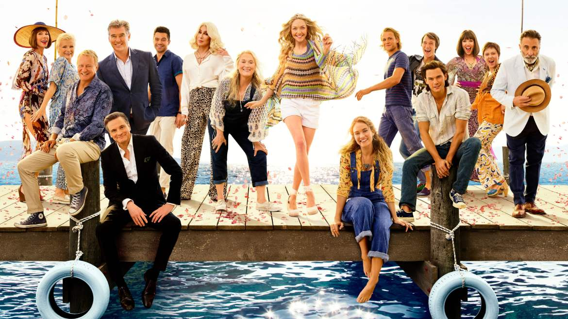 Movie Review: 'MAMMA MIA! HERE WE GO AGAIN!' – My my, how could we resist you?