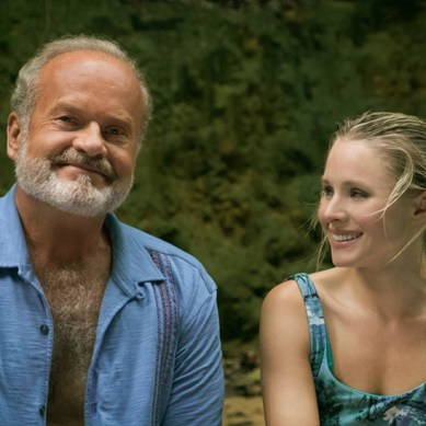 Movie Review: 'LIKE FATHER' – They're on a boat!
