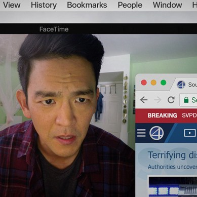 Movie Review: 'SEARCHING' – Panic (Chat) Room