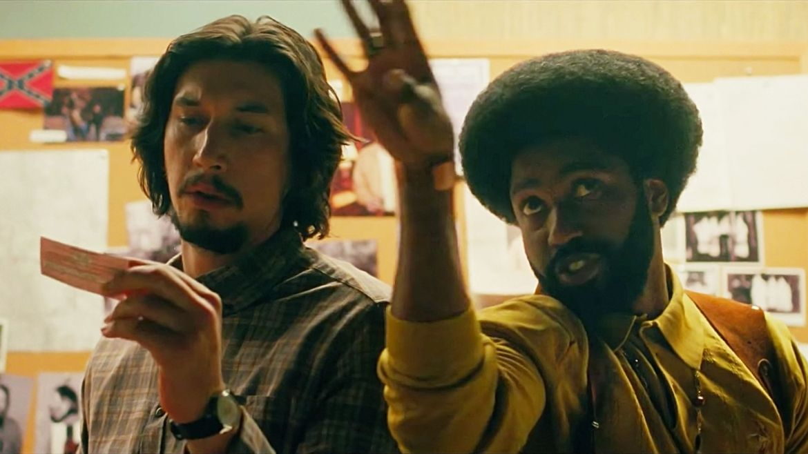 Movie Review: 'BLACKkKLANSMAN' – the most unapologetic and entertaining film of the year