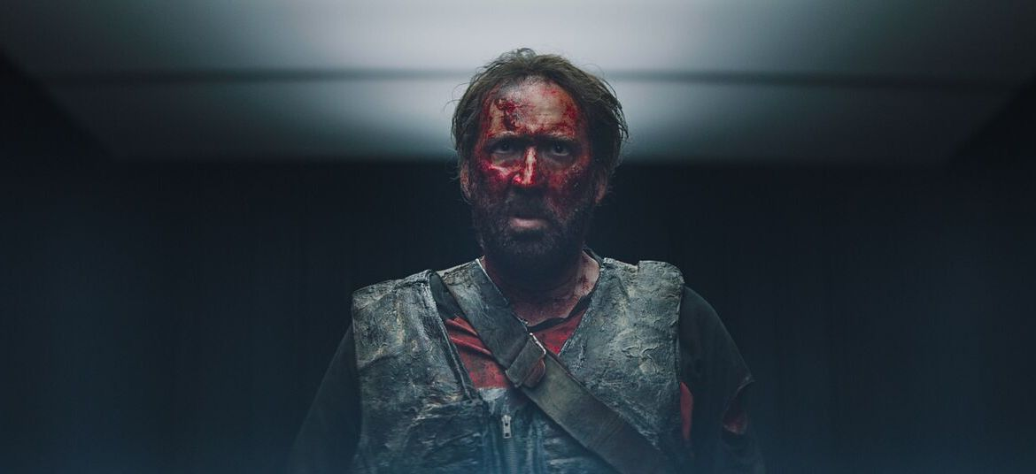 Movie Review: 'MANDY' a Nic Cage-starring grindhouse fetish fantasy that belongs in the grinder