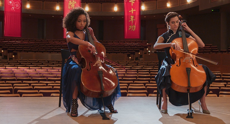 [INTERVIEW+Trailer] Allison Williams and director Richard Shepard's film 'THE PERFECTION' will play you like a cello