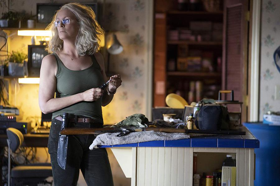 [INTERVIEW] Jamie Lee Curtis' career comes full circle in 'HALLOWEEN'