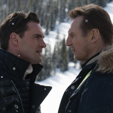 'COLD PURSUIT' shows Liam Neeson exacting cold-blooded revenge