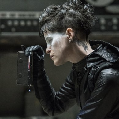 [Movie Review] 'THE GIRL IN THE SPIDER'S WEB' finds itself caught in a story where the ink has faded