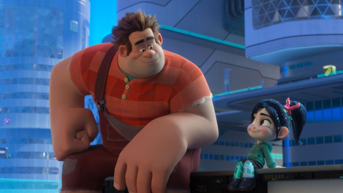 Win a Digital Code of 'RALPH BREAKS THE INTERNET!' – FreshFiction tv