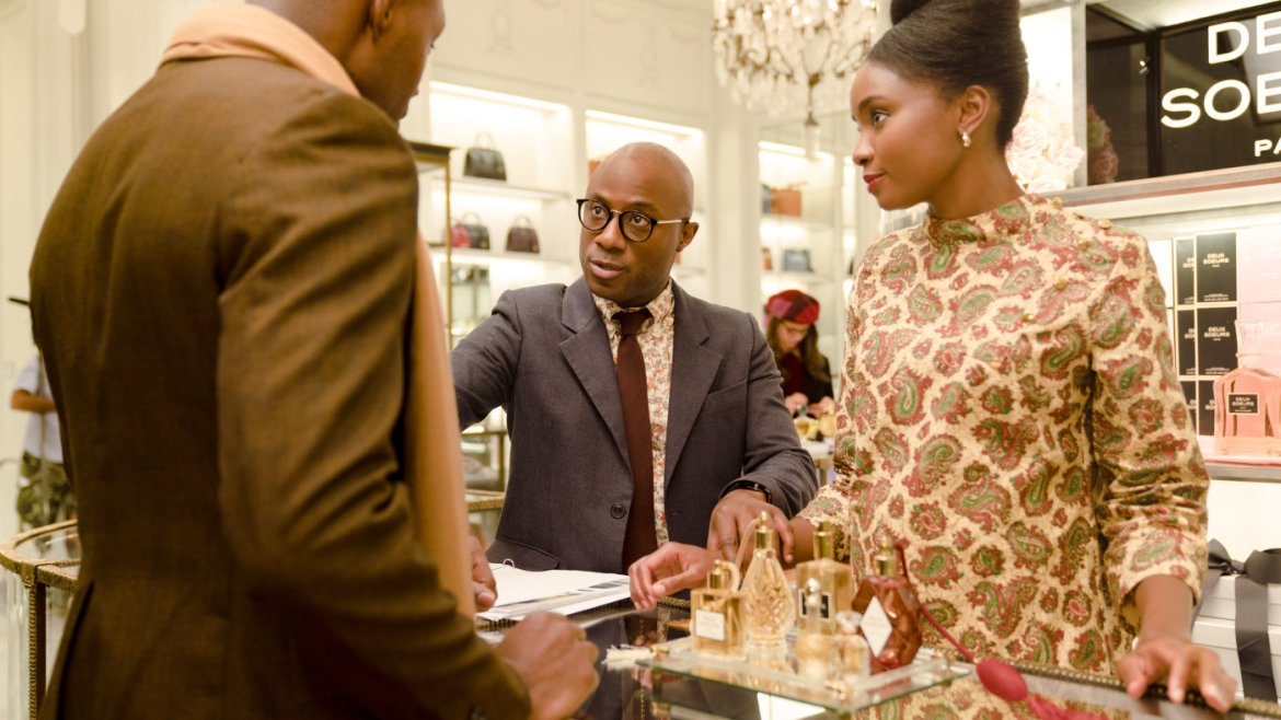 [INTERVIEW] Director Barry Jenkins discusses culture, favorite filmmakers and evocative visual style in 'IF BEALE STREET COULD TALK'