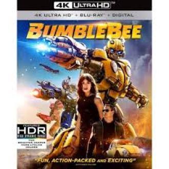 4K Blu-Ray Giveaway: Win a copy of BUMBLEBEE starring Hailee