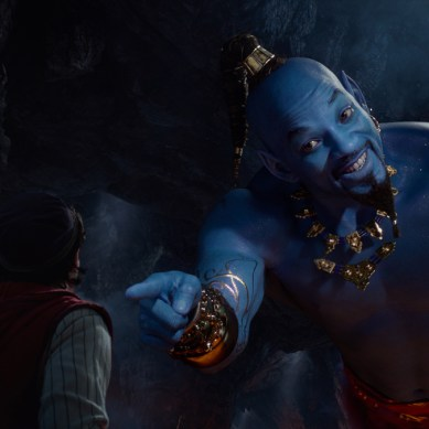 Movie Review: 'ALADDIN' is a familiar, but fairly fun adventure