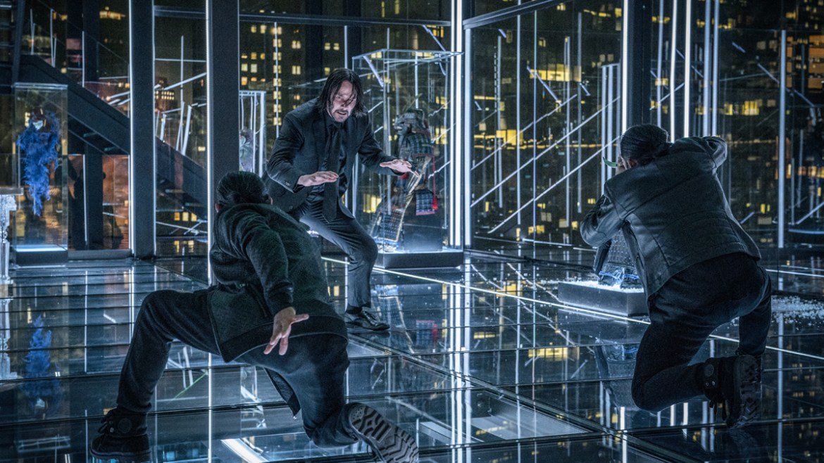 [INTERVIEW] The resonant themes in 'JOHN WICK: CHAPTER 3 – PARABELLUM' hint at what's next
