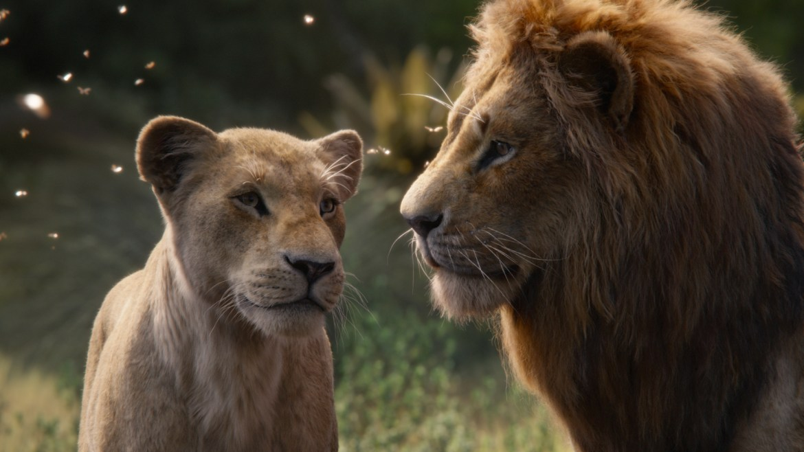 [INTERVIEW] How 'THE LION KING' director Jon Favreau captured actors performances in a virtual world