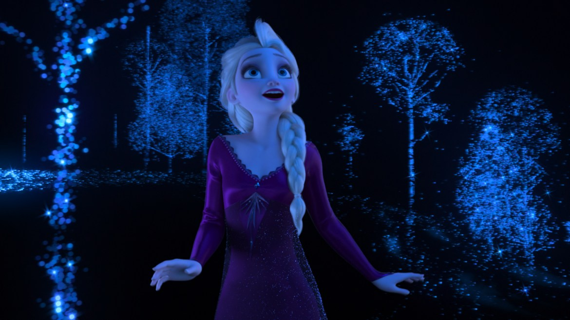 "[Interview] How FROZEN 2's power ballad ""Into The Unknown"" makes itself known"