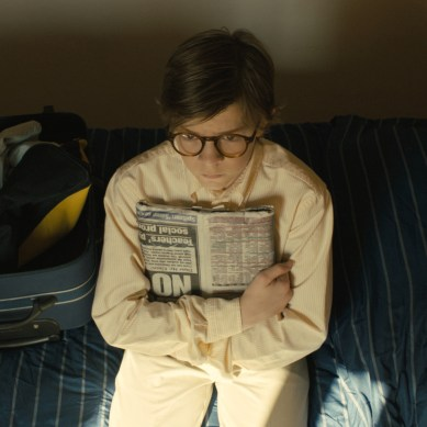 [Interview] Oakes Fegley's talent takes flight in 'THE GOLDFINCH'
