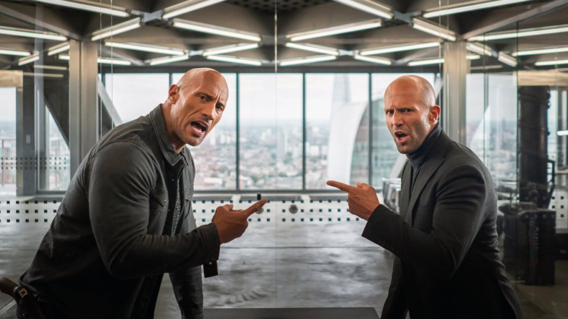 [Fresh on Blu-ray] 'HOBBS AND SHAW' and 'THE KITCHEN' offer up effective, yet basic cinematic pleasures