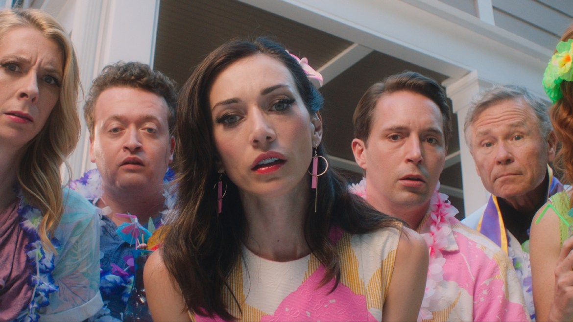 [Review] 'GREENER GRASS' goofs on suburbia, society & satire