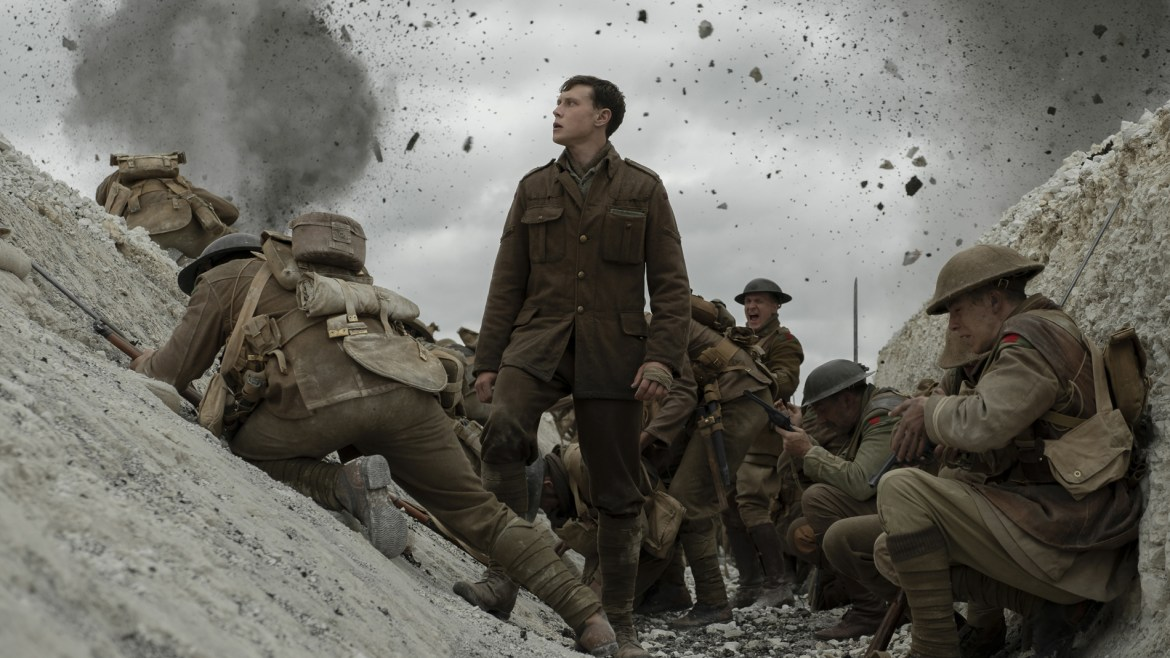 [Review] War film '1917' stuns with technique and a lyrical, fluid structure