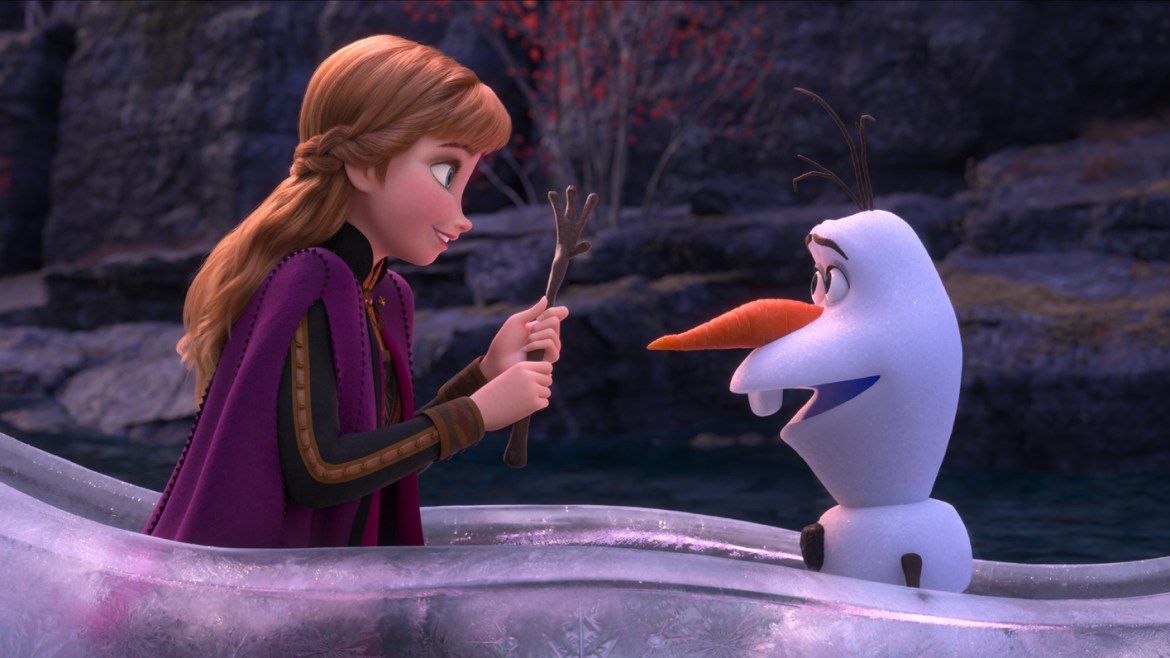 Ice, Ice Baby: 'FROZEN II' and other disc releases shimmer in 4K